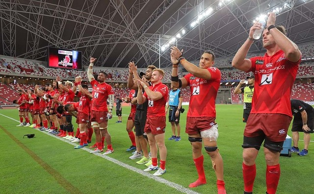 SUPER RUGBY 2019 ROUND 6 : vs.LIONS