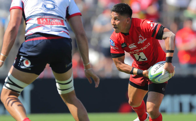 SUPER RUGBY 2019 ROUND 15 vs. REBELS