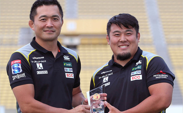 Sunwolves Memorial Ceremony