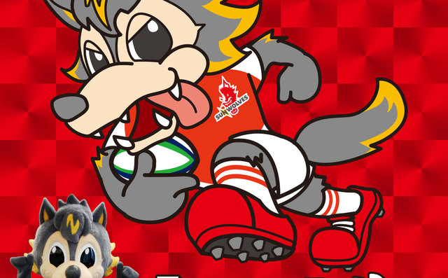 Launch of the official mascot character<br>