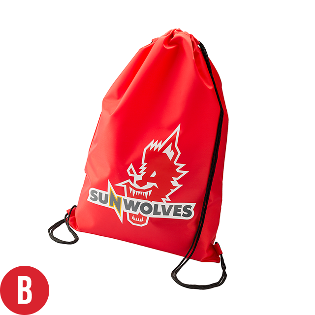 SUNWOLVES special small backpack